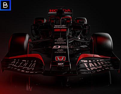 F1 Alpha Tauri 2021