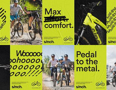 Sinch e-bikes