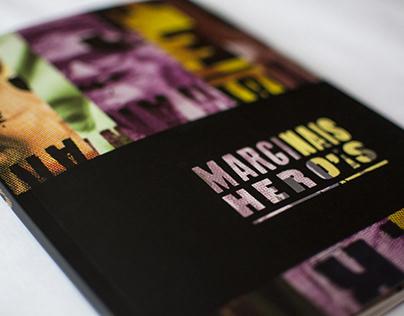 Seja Hero Seja Marginal // Editorial design