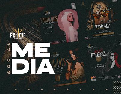 SOCIAL MEDIA | CLUB FENICIA