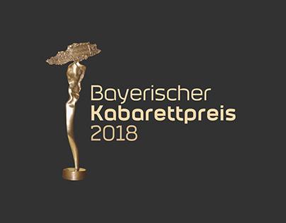 Bayerischer Kabarettpreis 2018