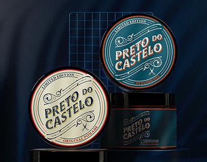 PRETO DO CASTELO DELUXE POMADES