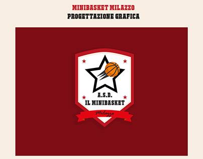 Branding/ Progettazione Grafica: Minibasket Milazzo