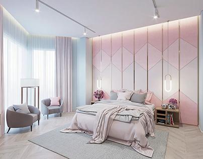 Girls Room Interior Design!