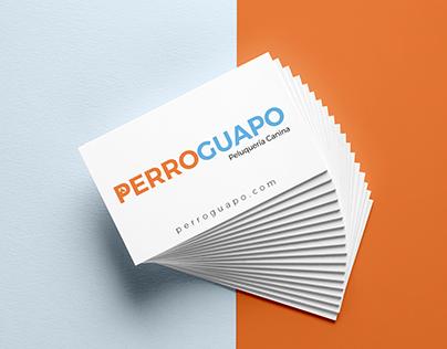 PerroGuapo. Creación de naming e imagen corporativa.