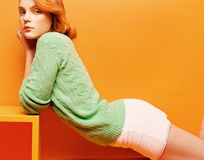 Neiman Marcus Orange Appeal