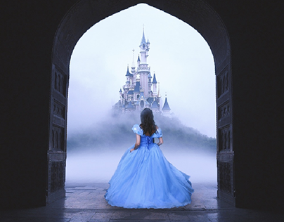 Photo Manipulation - Cinderella