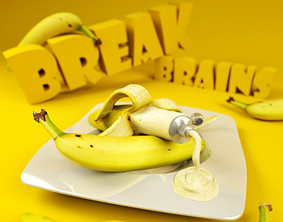 Break your brains! Funny daily renderings :)