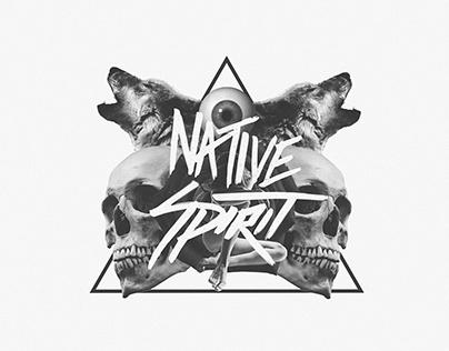 Native Spirit Gig Poster 2