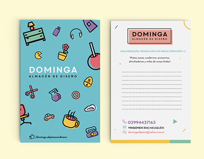 Brand Identity | Dominga Objetos