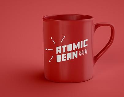 Atomic Bean Cafe Rebrand