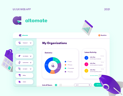 Altomate WebApp