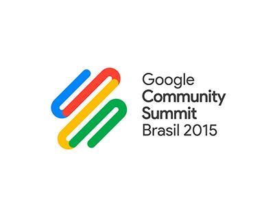 Google Community Summit Brasil 2015 Logo