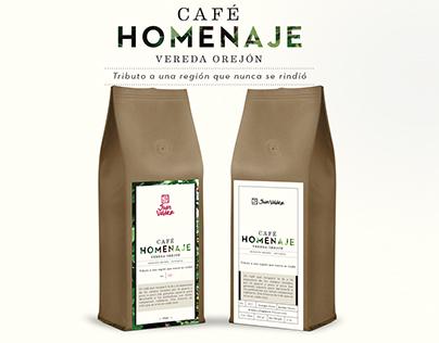 Juan Valdez Café - Proyecto Branding