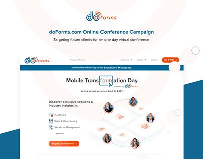 doForms Mobile Transformation Day