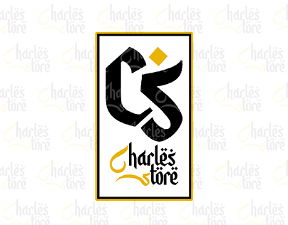Charles Store logo design + website ui(1_sample)