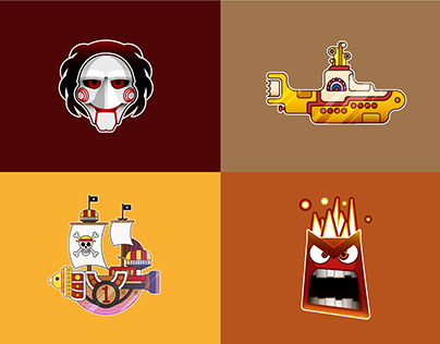 Badge Designs - Collection 2