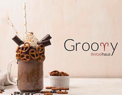 Groovy Bretzelhaus - Branding & Website