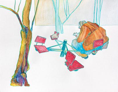 stories by old swings