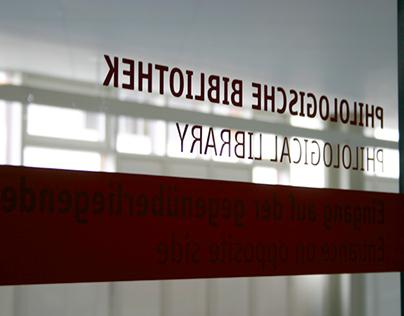 Pre-Opening Philologische Bibliothek FU Berlin