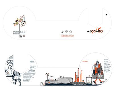 brochure MECCANO illustration