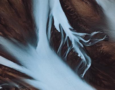 BLUE VEINS – Iceland