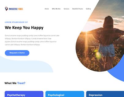Psychiatrist Website