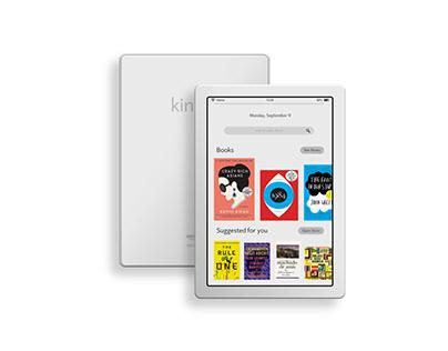 Amazon Kindle (Concept)