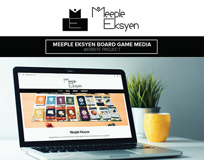 Meeple Eksyen Website