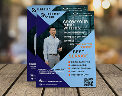FLYER FOR BUSINESS