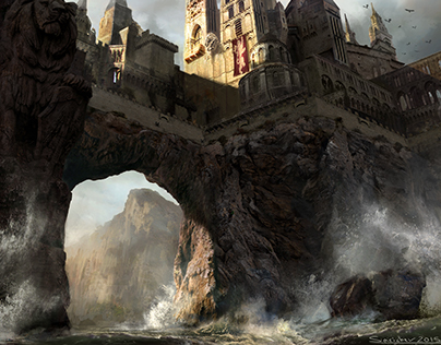Casterly Rock re design