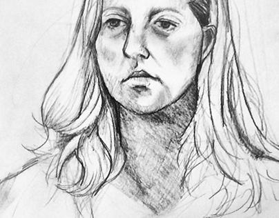 Portraits & Sketches