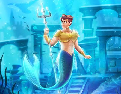 Secrets of Atlantis & Merman