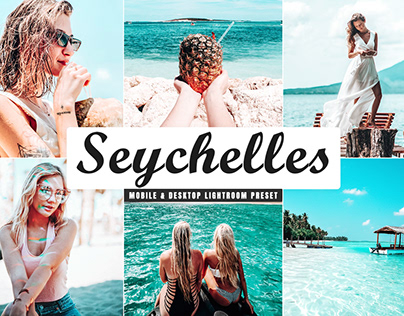 Free Seychelles Mobile & Desktop Lightroom Preset