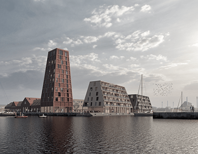 Nyholm Naval Quarters