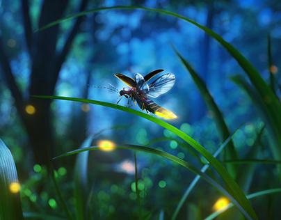 Fireflies: PrecisionEffect