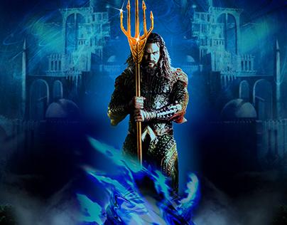 poster aquaman movie