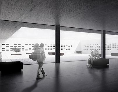 MADINAT AL-ZAHRA MUSEUM, CÓRDOBA – Nieto & Sobejano