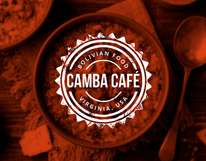 Camba Café, USA (Brand Design)