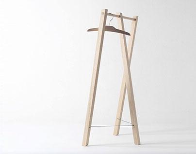 Quaelà *coat rack from Arredo S