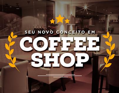 Direção de Arte // VERO CAFFÈ E VINO
