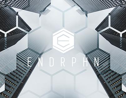 ENDRPHN - Logo Design & Branding
