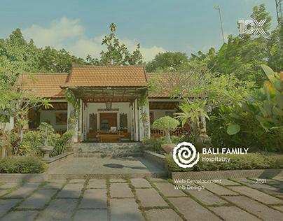 Bali Family Hospitality