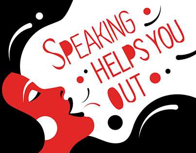 Speaking Helps You Out - Domestic Violence Campaign