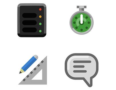 Fugro Icons