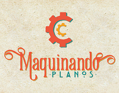 Logo - Maquinando Planos