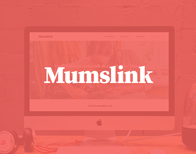 Mumslink — A Professional Network Designed for Mums