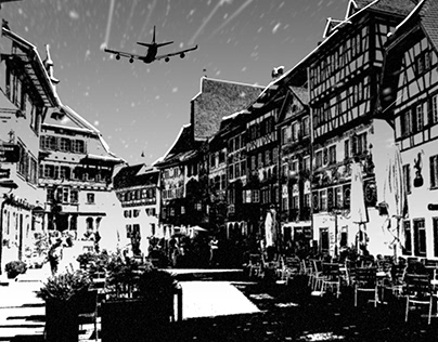 THY ''50 years in Zurich'' animation storyboard