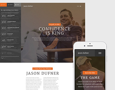 JasonDufnerGolf.com