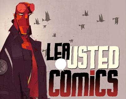 LEA USTED COMICS (2013)